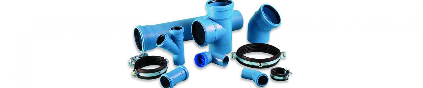 Noise sensitive environments polypipe international for Water pipe noise reduction