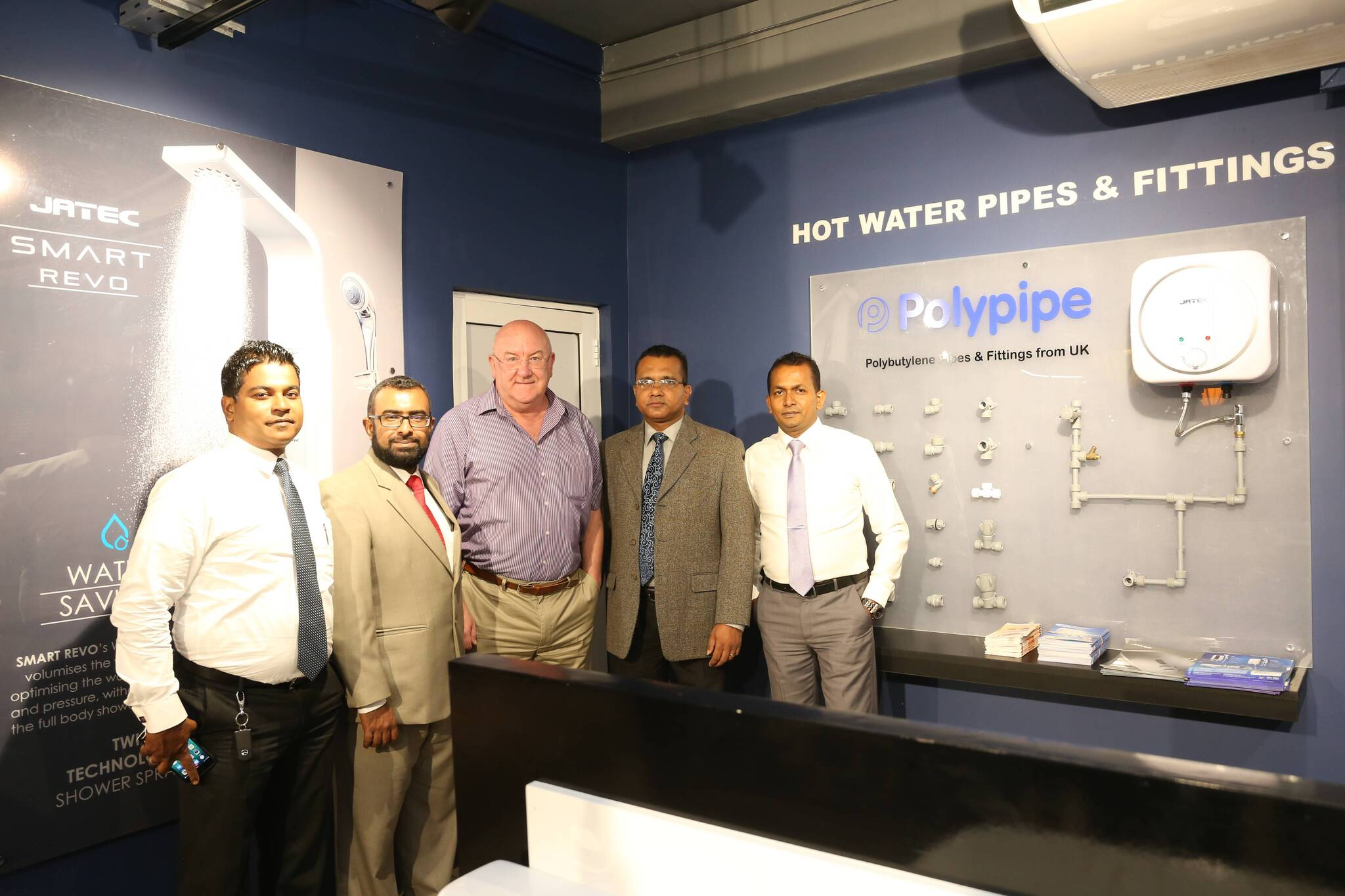 Rosewall & Polypipe launch distribution depot in Sir Lanka