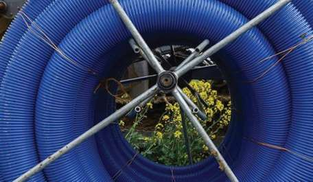 Landcoil Land Drainage Pipe System