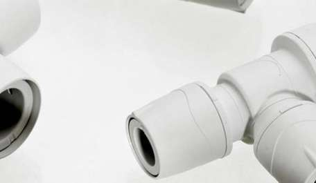 Polymax Tool Demountabale Streamlined Fittings