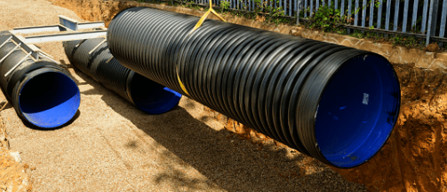 Commercial & Public Drainage Pipes