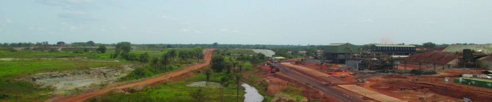 Water Managment in mining - Transport Infrastructure