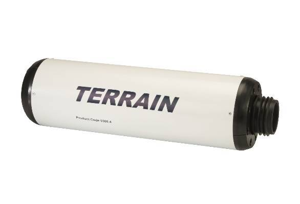 Terrain P.A.P.A (Positive Air Pressure Attenuator) for commercial and public buildings